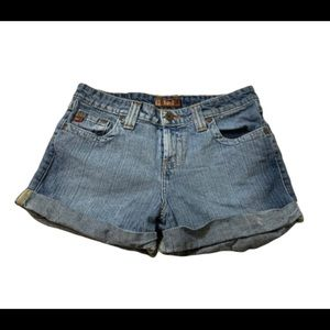 L.E.I.denim shorts